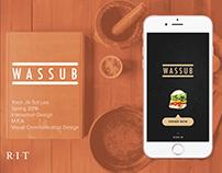 WASSUB mobile app