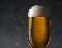 Рекламная фотосъемка пива. Beer.