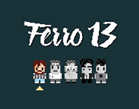 Ferro 13 - 8bit Instagram Stories