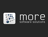More Software Solutions web design, 2013