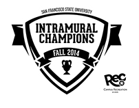 Intramural Champions Shirts