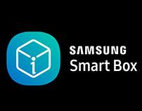 Smart Box, App de registro.