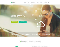 mBank Redesign