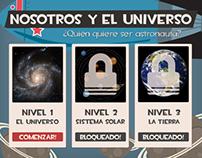 Módulo Educativo | Nosotros y el Universo