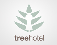 Treehotel - Identité Visuelle