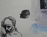 Графика/тушь - 2 Drawing/ink - 2