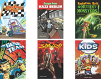Graphic Novels for the  classroom