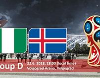 Soi keo Nigeria vs Iceland