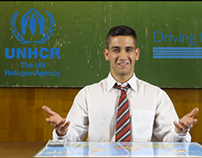 UNHCR's Global Fleet Management project campaign