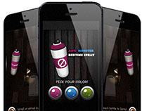 Monster Spray Iphone App