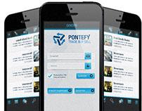 Pontefy Iphone App