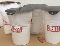 Diesel basics packaging