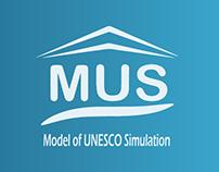 MUNW & MUS - Social media Design