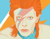 David Bowie / Algarabía Agosto 2013