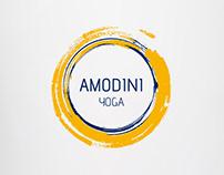 Amodini Yoga -Brand&Identity