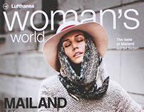 Lufthansa Women's World Magazine