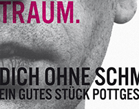 Dich ohne Schminke – We are the Ruhr Area / selfpublis