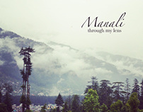 Manali through my lens