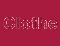 ClotheToMe - Identité Visuelle