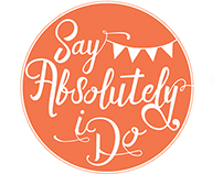 Absolutely I Do: A Pleasant Typography Showcase