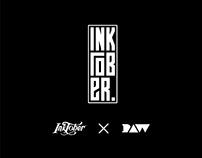 INKTOBER (TYPE) 2018