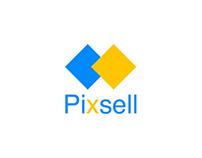 Pixsell (Web Design)