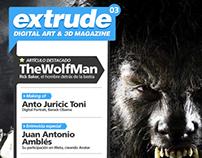 Extrude Magazine