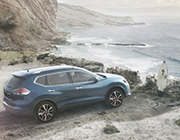 Nissan Xtrail /// For special moments...daily