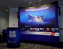 U.S. Coast Guard Travelling Displays