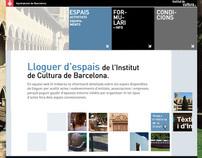 ICUB, Institut de Cultura de Barcelona