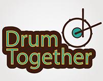 Drum Together Logo