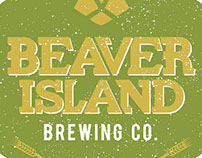 Beaver Island Brewing Company Logo