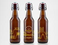Inveniria Brewery Branding