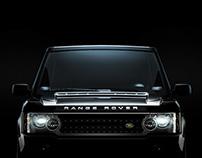 Land Rover - CGI