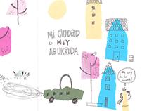 Me aburrí de mi ciudad/Taller de ilustración para niños