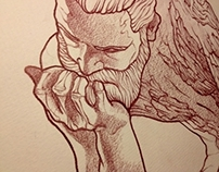 texture and beard