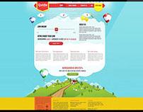 Quidie Loans Website Design