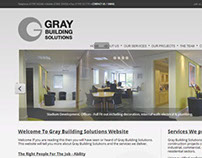 Grays Building solutions Website
