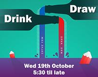 Drink & Draw Social