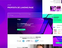 UI/UX - Landing Page