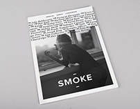 Smoke - Design Magazine Concept