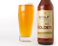 Wolf Brewery Ads
