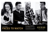 GUESS Watches | Faces to Watch