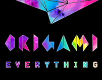 Origami Everything, LLC Logo Watermarks