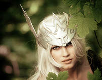 Heroes of Might and Magic - cosplay