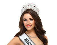 Miss USA Universe Olivia Culpo for YOUC1000 Campaign