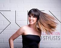 Susy Estilistas - webpage photoshoot