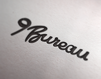 9 Bureau Logo Design
