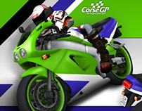 2012 - PREFABRICA motorbikes - InGame products