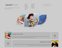 SmartView Wordpress Theme